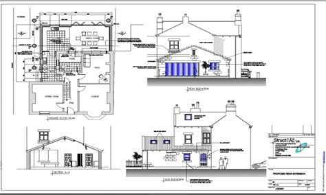 blue prints of houses house extension plans exles house blueprints exles