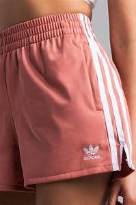 Reebok Girls Size Chart Adidas 3 Stripe Women 39 S Shorts In Ashpink