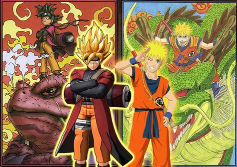 Naruto Vs Goku, Quem Venceria?