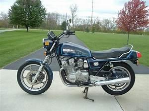 1980 Suzuki Gsx 750 L