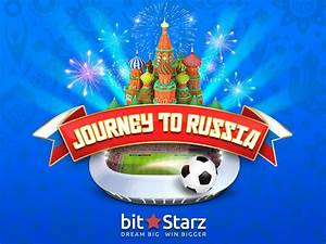 The Journey To Russia Has Begun At Bitstarz