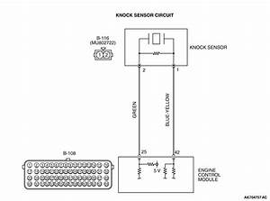 3vze Knock Sensor Wiring Diagram