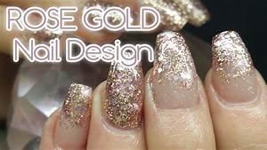 Rose Gold Sprühlack : rose gold nail art design featuring my rose gold mix and ~ A.2002-acura-tl-radio.info Haus und Dekorationen
