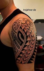 Maorie Tattoo Oberarm : polynesisch tattoo maori dresden trojahner k rperkunst dresden ~ Frokenaadalensverden.com Haus und Dekorationen