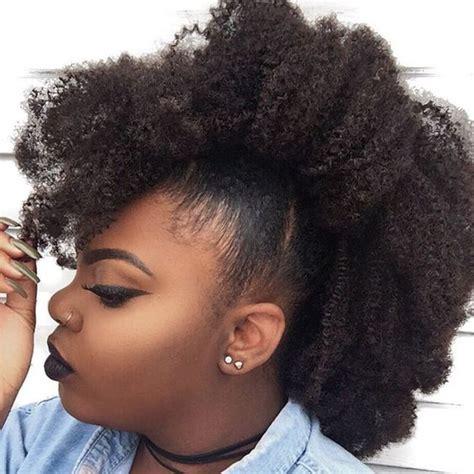 american natural hairstyles for medium length hair