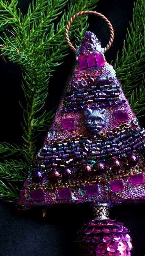 1000 images about christmas ornaments mixed media on