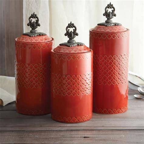 atelier quatra canister set rustic