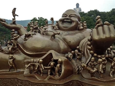 Why Are Some Statues Of Buddha Fat And Others Skinny?