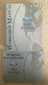 2005 Ford Ranger Workshop Manual  U0026 Wiring Diagrams Set Oem