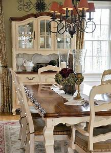 Awesome, 60, Lasting, French, Country, Dining, Room, Decor, Ideas, S, Rusticroom, C, U2026
