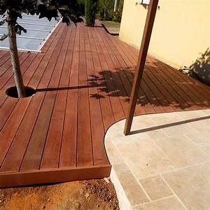 parquet ipe exterieur lames de terrasse With parquet extérieur