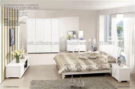 chambre a coucher blanc davaus meuble moderne chambre a coucher avec des idées intéressantes pour la conception