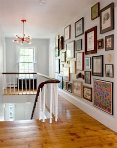 art gallery wall interior With art on walls home decorating