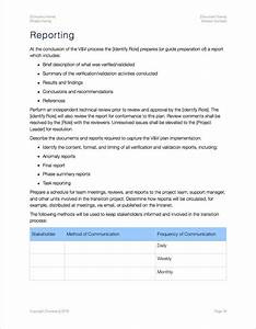 verification and validation plan template apple iwork pages With software validation plan template