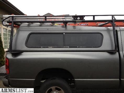 truck topper rack armslist for trade size truck topper and
