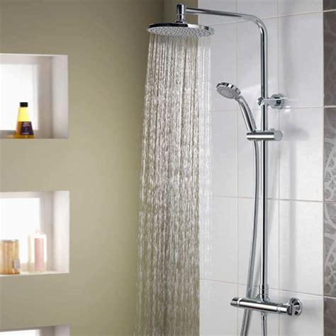 On Shower Bathrooms Bathroom Suites Showers Taps Plumbworld