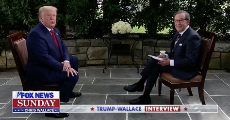 wallace trump chris rate covid mortality interview confronts chart president true