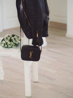 blogger bag  leather   arm candy black designer bags ysl handbags ysl bag