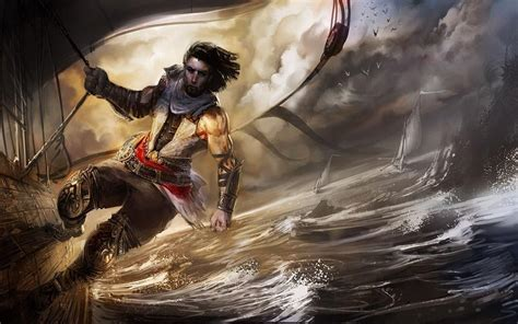Prince Of Persia Wallpapers Wallpaper Cave