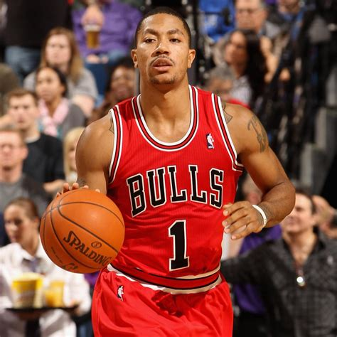 NBA MVP Derrick Rose: 'I'm Not Scared of Any Point Guard ...