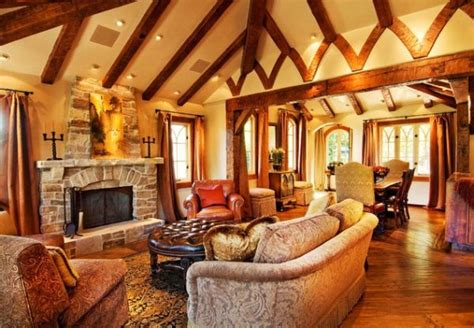 tudor home interior does your home have style