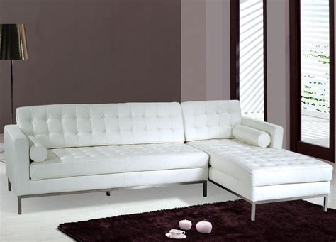 white sofas for sale modern sectional sofa in white leather s3net sectional