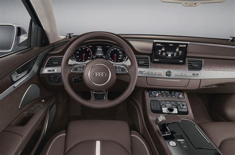 Audi A8 2015 Interior by Refreshing Or Revolting 2015 Audi A8 Photo Gallery