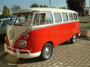 Kombi Bus 1974 Split 15 Win