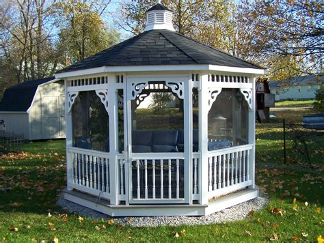 vinyl gazebo kits purchasing wood gazebo kits advantages homesfeed 3277