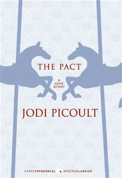 Suko's Notebook The Pact Intense Fiction By Jodi Picoult
