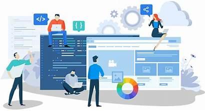 Websites Building Department Web Website Build Own