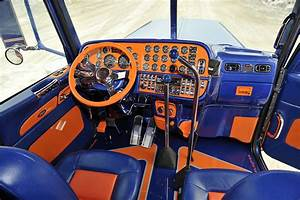 Custom Peterbilt 379 Interior | www.pixshark.com - Images ...