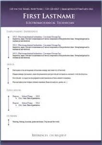 modern resume sle doc 10 easy to use and free resume templates word writing resume sle