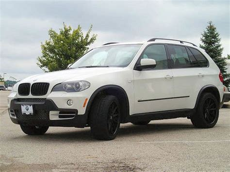 Sell Used 2008 Bmw X5 4.8i Sport Utility 4-door 4.8l In