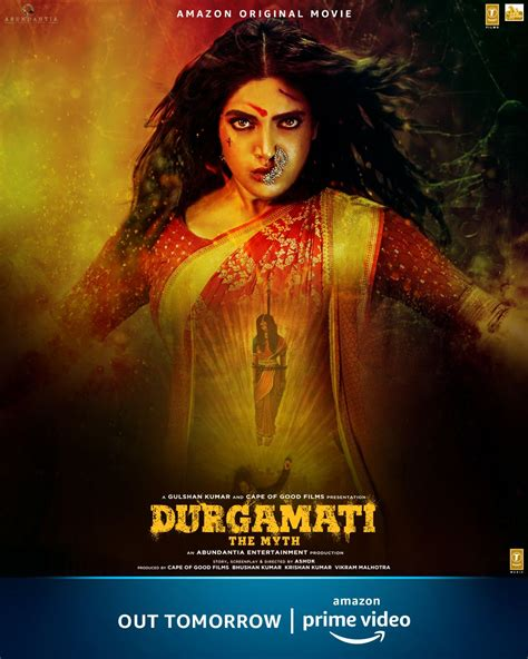 Download Durgamati: The Myth (2020) Movie HD Official ...