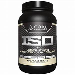 Core Nutritionals Core ISO at MassiveJoes.com Australia