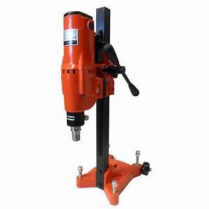 Concrete Core Drilling Machine With Stand  U2013 300mm