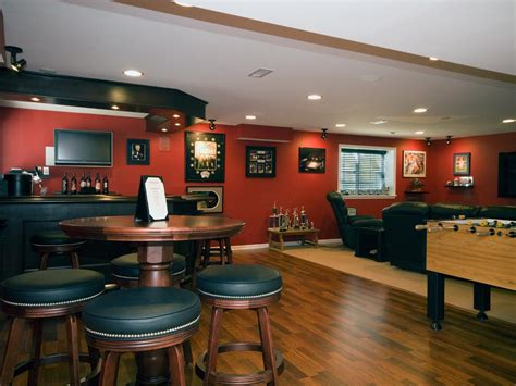 Bar Room by 6 Basement Rec Room Ideas July 2019 Toolversed