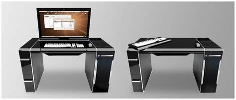 le bureau design gain d 39 espace et de fonctionnalités le bureau ordinateur