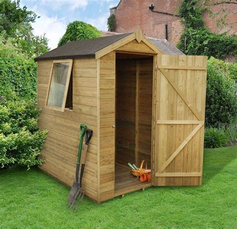 Small Backyard Sheds - wooden garden sheds who has the best