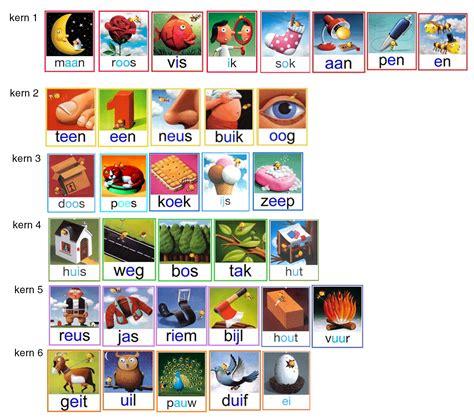 Veilig Leren Lezen Kern 1 Werkbladen by Veilig Leren Lezen Woorden Kern 1 Tot En Met 6