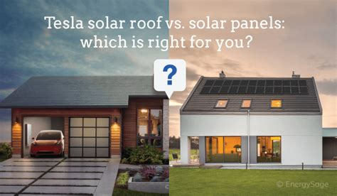 tesla solar roof tesla solar roof cost vs solar panels 2019 guide energysage