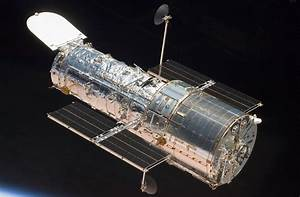 Workaholic Hubble Telescope Will Eventually Burn To Death ...