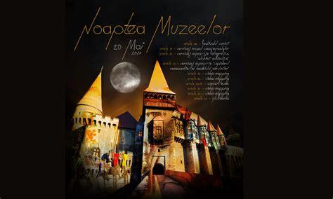 Noaptea Muzeelor , Castelul Corvinilor , 2017 - YouTube