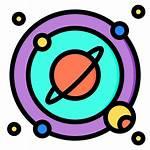 Galaxy Icon Icons Designed Flaticon