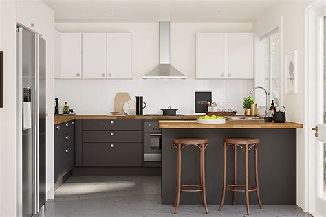 kitchen island with breakfast bar what 39 s the right kitchen layout for me kaboodle kitchen