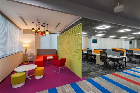 Corporate Office Interior Design & Architects Company In