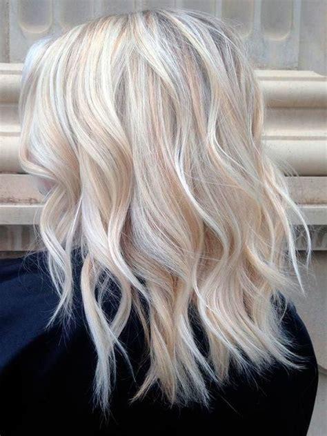 smoking hot platinum blonde hairstyles shades
