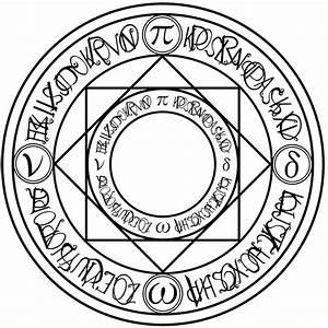 Image Gallery magick circle