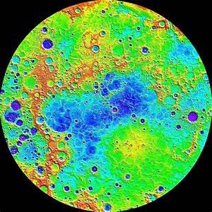 Mercury Planet Surface Temperature - Pics about space